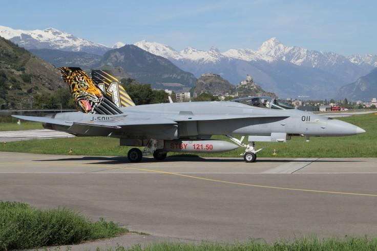 F-18 J-5011