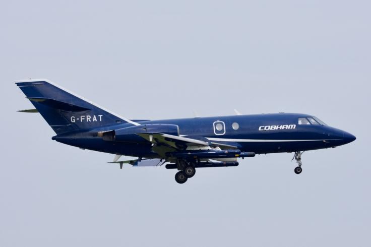 G-FRAT Falcon 20C