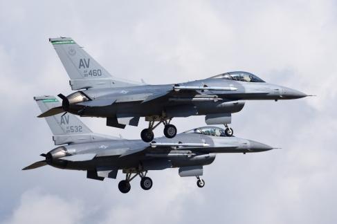 F-16 USAF AV (2)